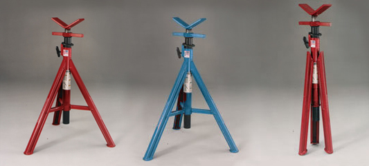 Pipe Jack Stands >> Midco Parts Pipe Jacks Stands
